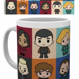 Hole In The Wall Fantastic Beasts 2: Chibi Characters Mug