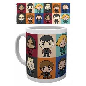 Hole In The Wall Fantastic Beasts 2: Chibi Characters Mug