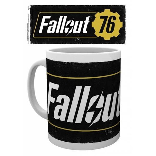 Hole In The Wall FALLOUT 76 LOGO