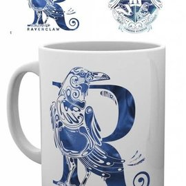 Hole In The Wall Harry Potter Ravenclaw Monogram - Mok