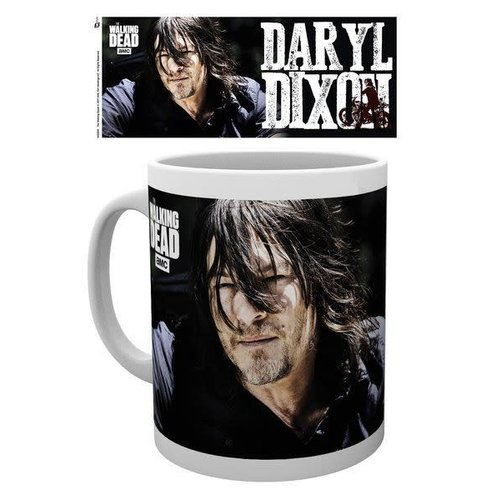 Hole In The Wall The Walking Dead Daryl S8 Mok