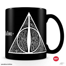 Hole In The Wall Harry Potter The Deathly Hallows - Heat Changing Mok