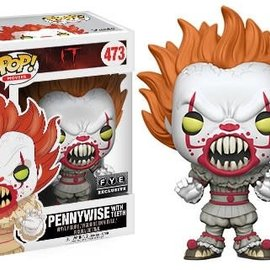 FUNKO Pop! Movie: IT - Pennywise with Teeth LE