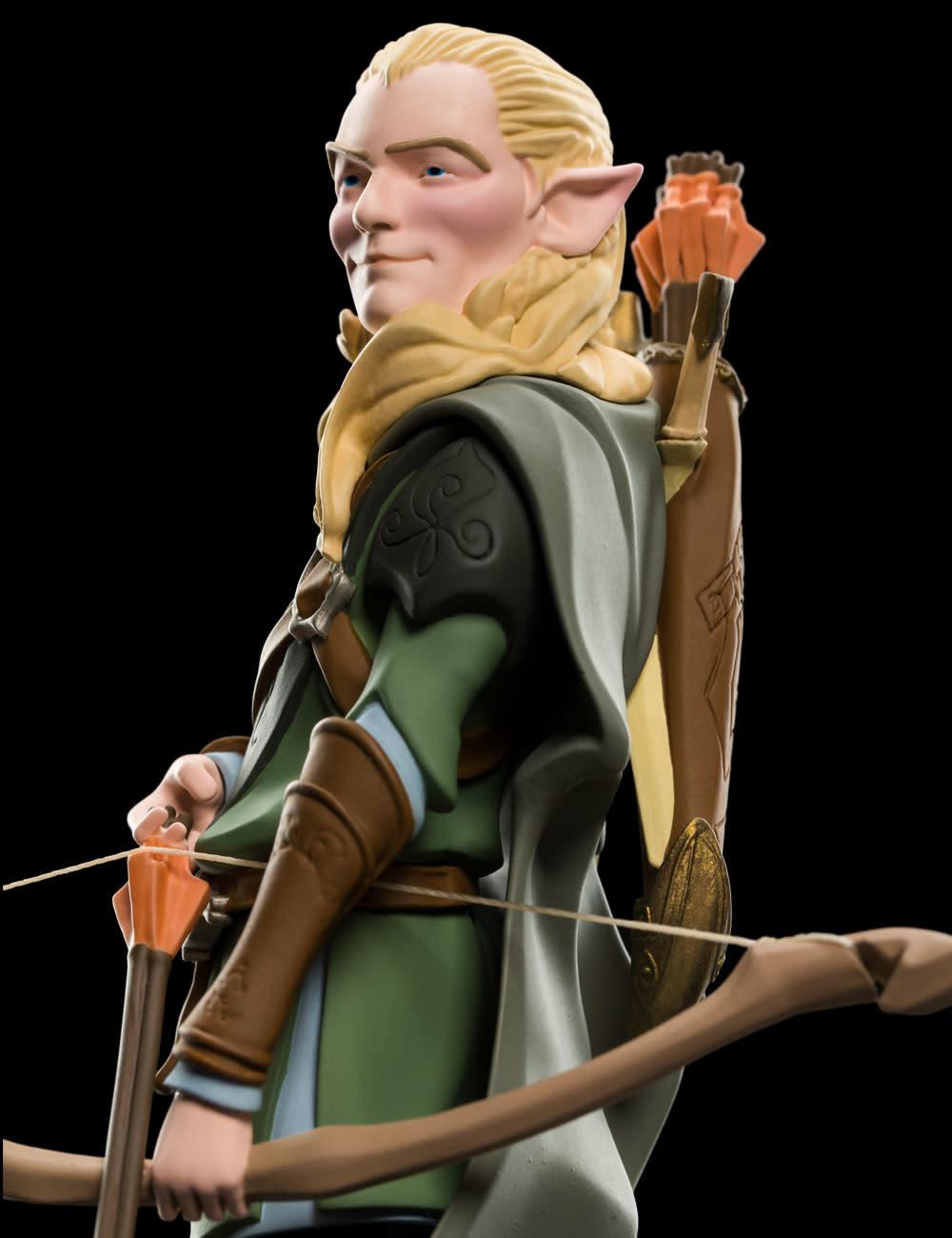 weta The Lord of the Rings: Vinyl Mini Epics - Legolas