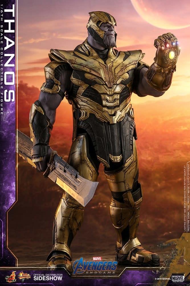 Hot toys Marvel: Avengers Endgame - Thanos 1:6 Scale Figure