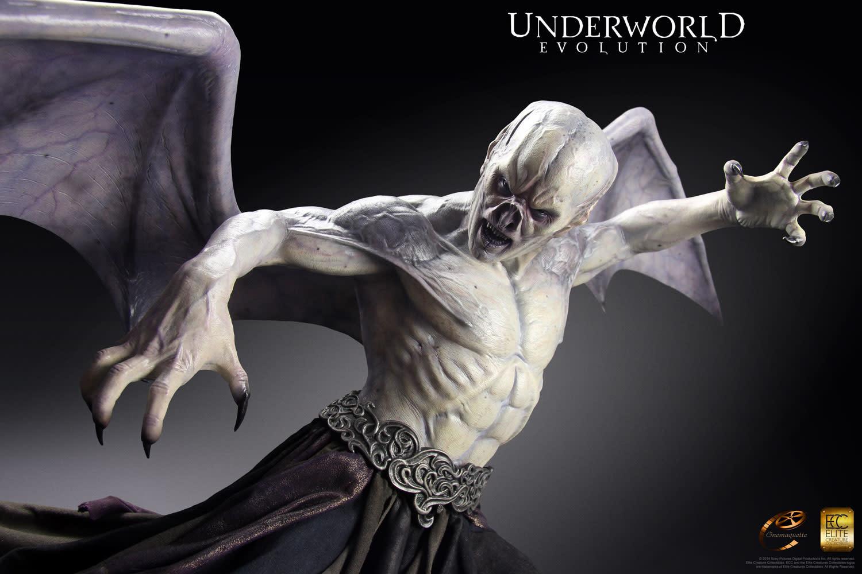 Elite Creature Collectibles Underworld Evolution: Marcus Cinemaquette