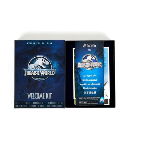 dr.collector Jurassic World: Welcome Kit