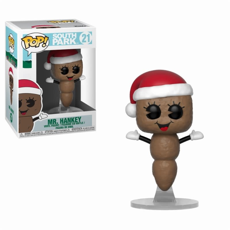 FUNKO Pop Cartoons: South Park - Mr. Hankey