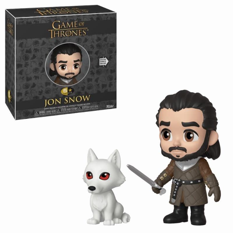FUNKO 5 Star: Game of Thrones - Jon Snow