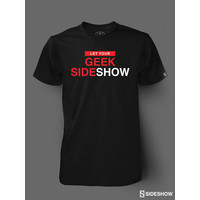Let Your Geek Sideshow T-Shirt