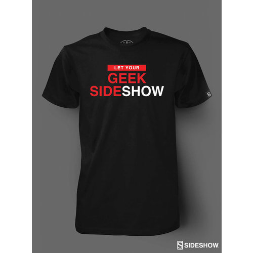 Sideshow Let Your Geek Sideshow T-Shirt