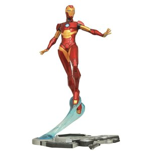 DIAMOND SELECT TOYS Marvel Gallery - Ironheart PVC Diorama