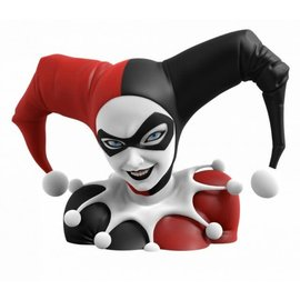 Plastoy DC Comics: Harley Quinn Resin Bust