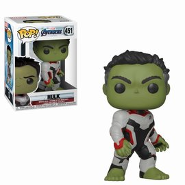 FUNKO Pop! Marvel: Avengers Endgame - The Hulk
