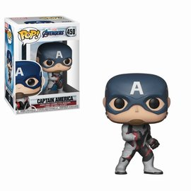 FUNKO Pop! Marvel: Avengers Endgame - Captain America