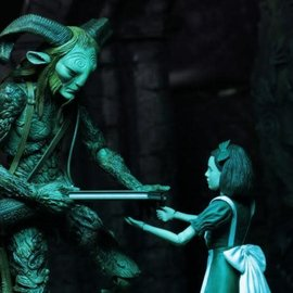 NECA Pan's Labyrinth: Faun 7 inch Scale Action Figure