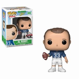 FUNKO Pop! TV: Married with Children - Al Football Uniform LE