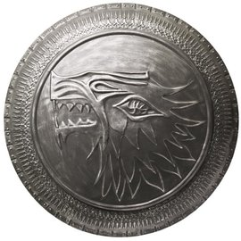 Valyrian Steel Game of Thrones: Stark Infantry Shield 1:1 Replica