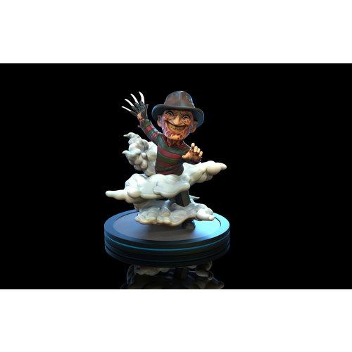 Quantum Mechanix Freddy Krueger Q-Fig Nightmare on Elm Street