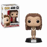 Pop! Star Wars: Ewok Village Leia