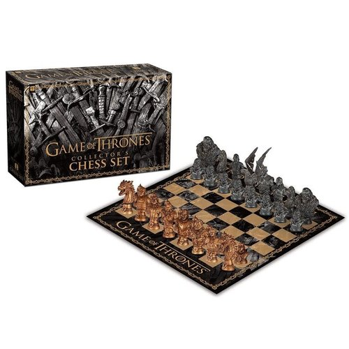 GAME OF THRONES GAME OF THRONES - Collector Chess Game