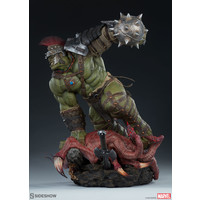 Marvel: Planet Hulk - Gladiator Hulk 26 inch Maquette