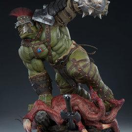 Sideshow Marvel: Planet Hulk - Gladiator Hulk 26 inch Maquette