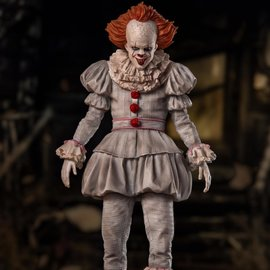 Iron Studios IT: Pennywise 1:10 Scale Statue
