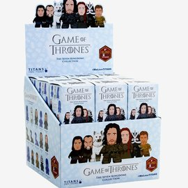 TITANS GAME OF THRONES  the seven kingdoms collection blind box (prijs per stuk)