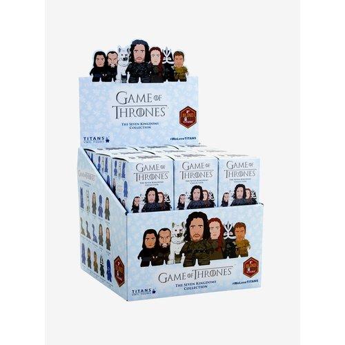TITANS Game Of thrones   the seven kingdoms collection blind box (prijs per stuk)