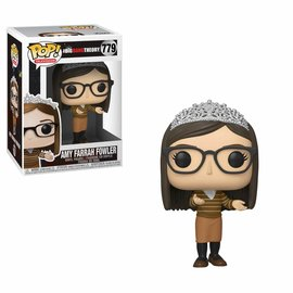 FUNKO Pop! TV: Big Bang Theory - Amy