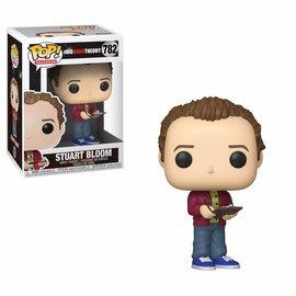 FUNKO Pop! TV: Big Bang Theory - Stuart