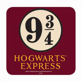 Half Moon  Bay Harry Potter : Platform 9 3/4 and Hogwarts Express