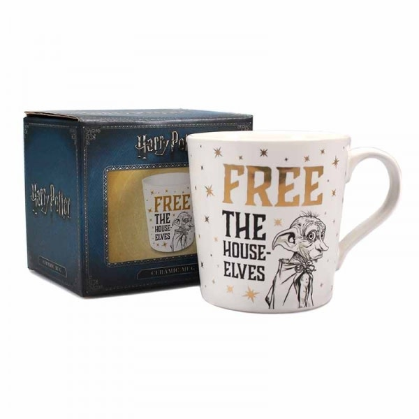 Half Moon  Bay Mug Boxed - Harry Potter Dobby