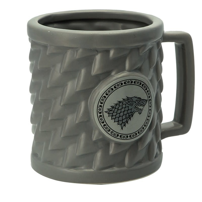 Abysse Corp GAME OF THRONES - Mug 3D - STARK