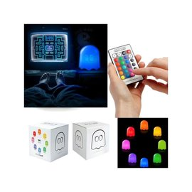 Abysse Corp PAC-MAN - Ghost multicolor lamp with remote control