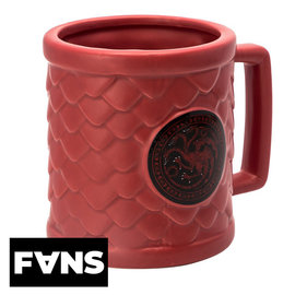 Abysse Corp GAME OF THRONES - Mug 3D - Targaryen