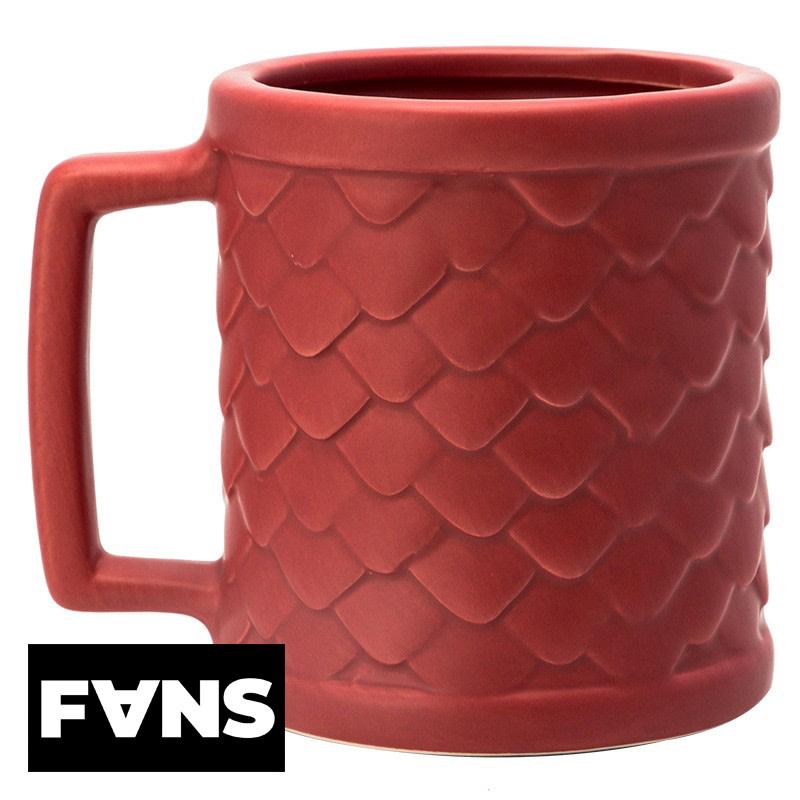 Abysse Corp GAME OF THRONES - Mug 3D - Targaryen