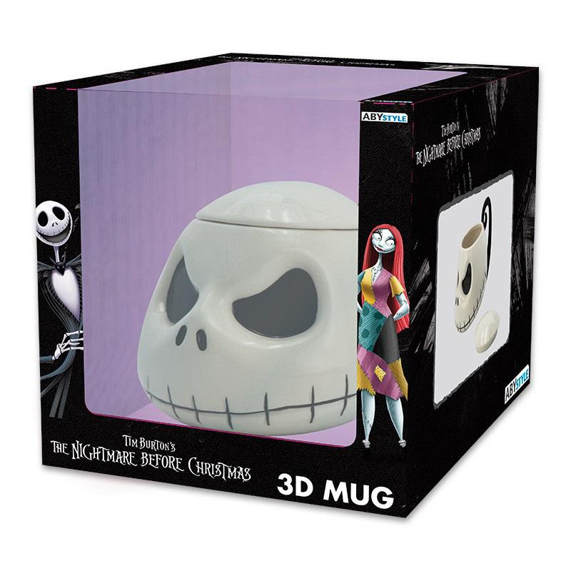 Abysse Corp DISNEY - Mug 3D - NBC Jack