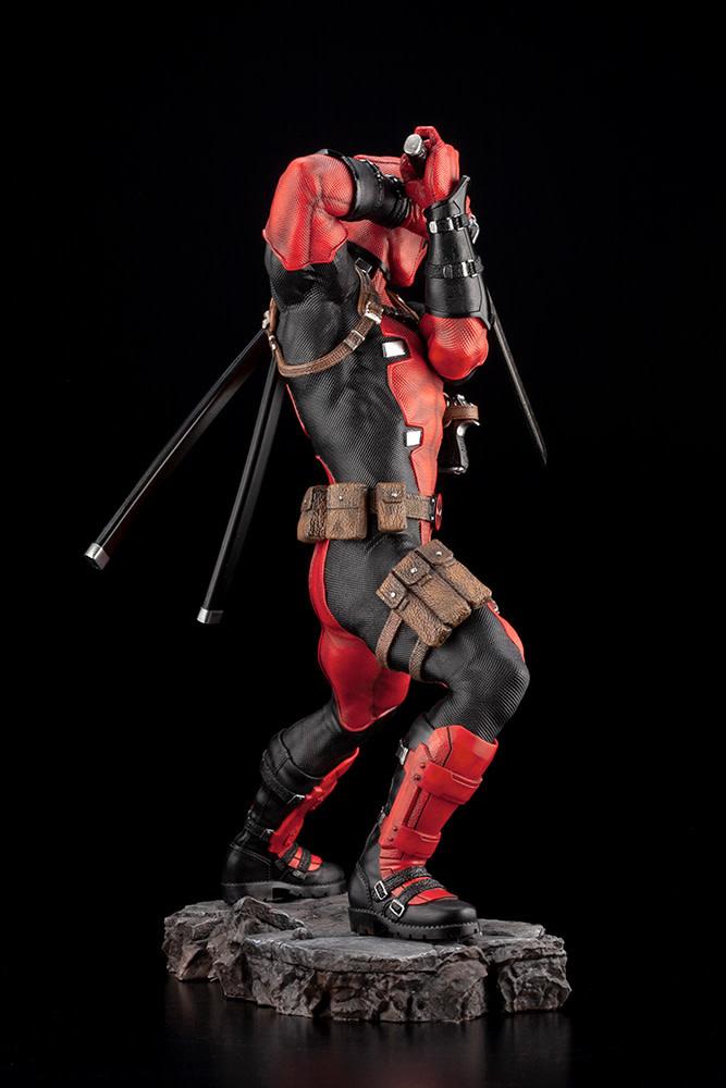 Kotobukiya Marvel Comics: Deadpool Maximum Fine Art Statue