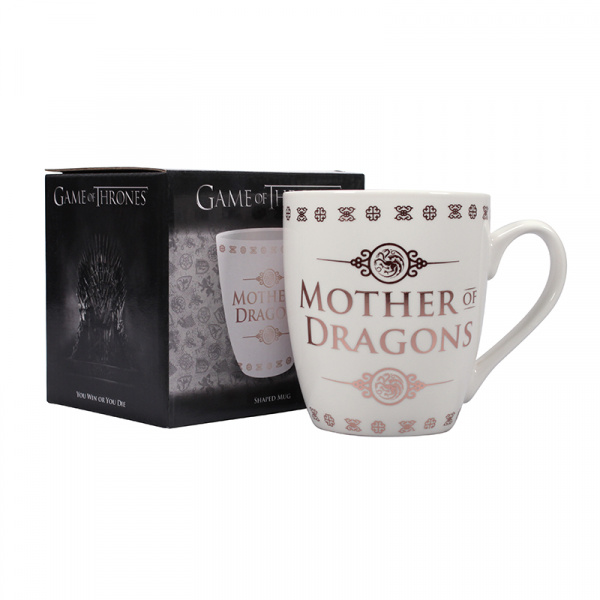 Half Moon  Bay Game of Thrones Tapered Mug - Khaleesi (Mother of Dragons)