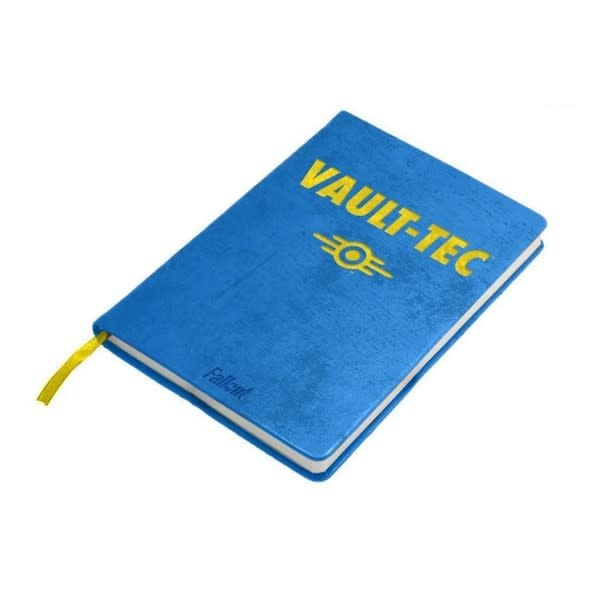 Gaya Entertainment Fallout: Vault-Tec Notebook