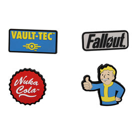 Gaya Entertainment Fallout: Rubber Patch Set