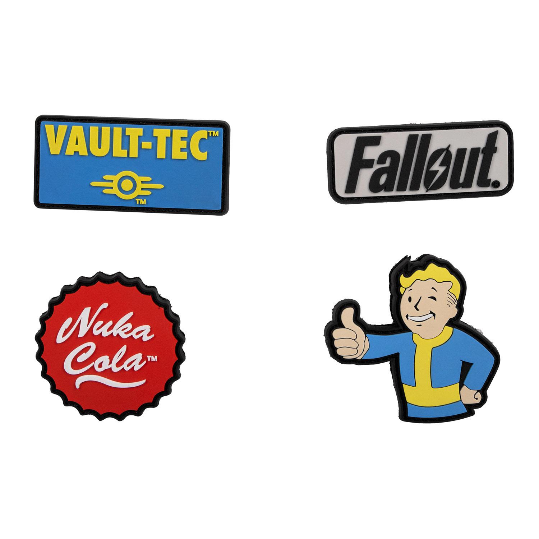 Gaya Entertainment Fallout: Rubber Patch Set
