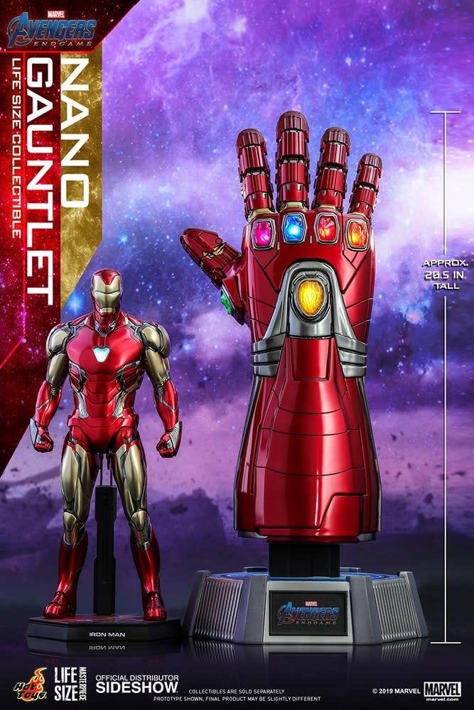 Hot toys Marvel: Avengers Endgame - Nano Gauntlet Life-Size Replica