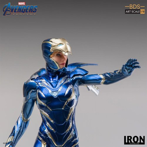 Iron Studios Marvel: Avengers Endgame - Pepper Potts in Rescue Suit 1:10 Statue