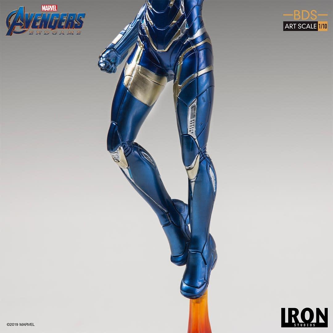 Iron Studios PRE ORDER: Marvel: Avengers Endgame - Pepper Potts in Rescue Suit 1:10 Statue