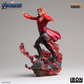 Iron Studios Marvel: Avengers Endgame - Scarlet Witch 1:10 Scale Statue