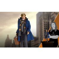 Harry Potter: Fantastic Beasts - Newt Scamander Doll