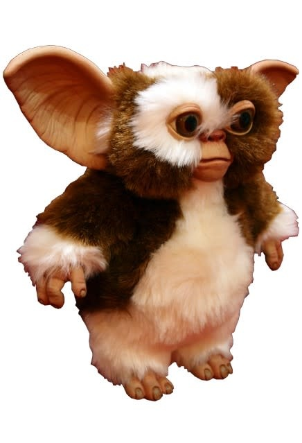 Trick or Treat Studios Gremlins: Gizmo Hand Puppet Prop